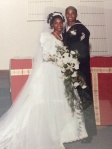 Our Wedding Day August 12, 1995